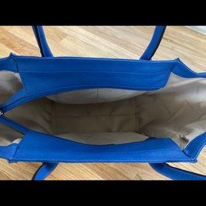 Calvin Klein Bags - Electric Blue Calvin Klein tote bag